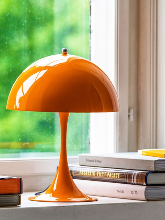 Panthella mini orange Louis Poulsen