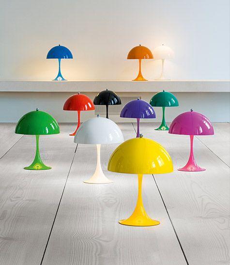 Neue Leuchten von Louis Poulsen - Panthella MINI
