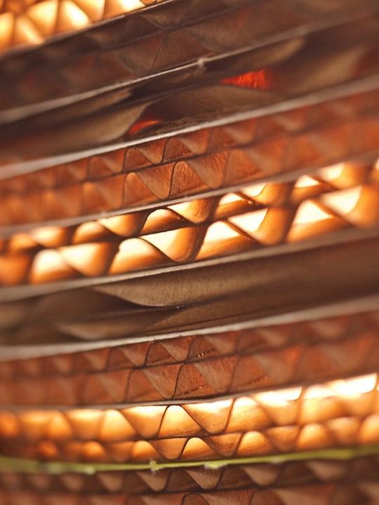Detail Graypants Scraplights close up
