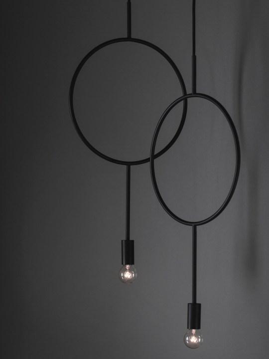 Northern Lighting Circle Lampe bei DesignOrt im Onlineshop