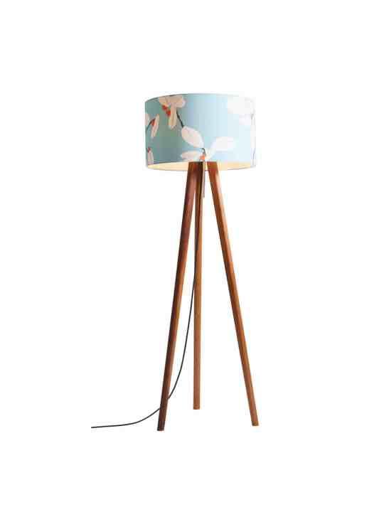 Stehlampe Sten Flower von Domus in Aqua Onlineshop DesignOrt