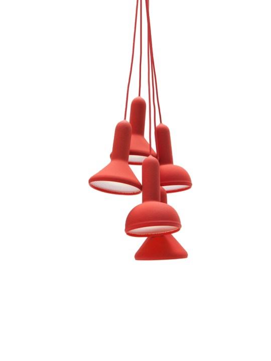 Chandelier Torch Light S5 Rot online kaufen