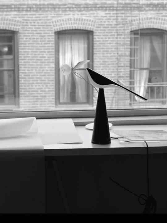 Tiki Vogel Leuchte online kaufen DesignOrt Berlin