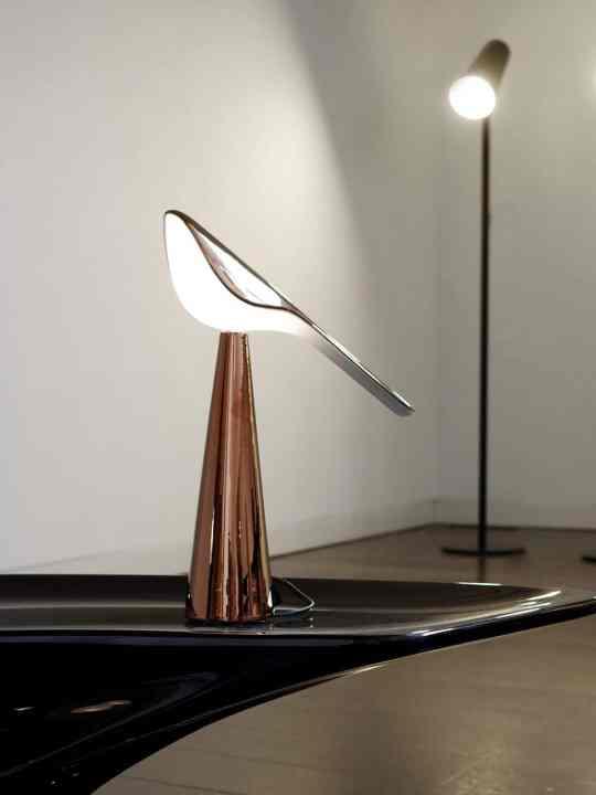 Tiki Tischlampe Established and Sons DesignOrt Onlineshop Berlin