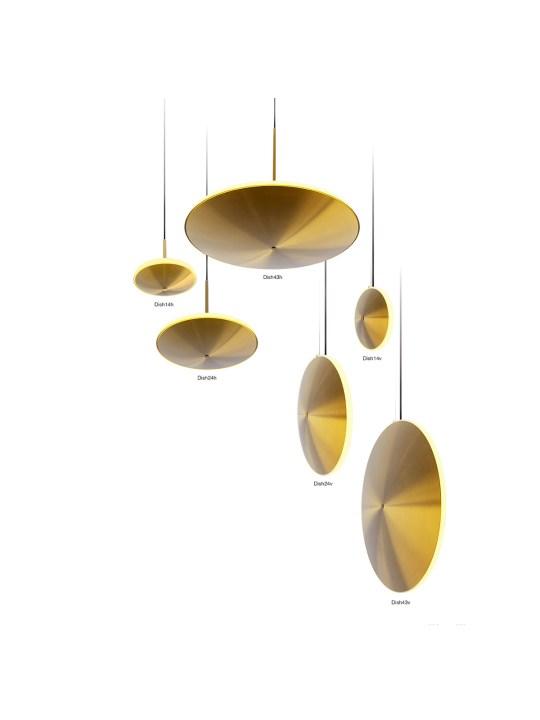 Designerleuchten Chrona Lights von Graypants