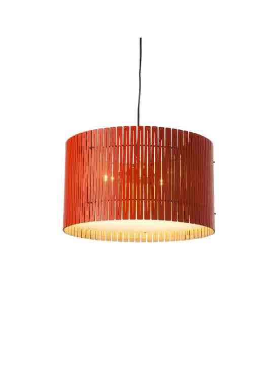 Lampe von Graypants Kerflight Drum