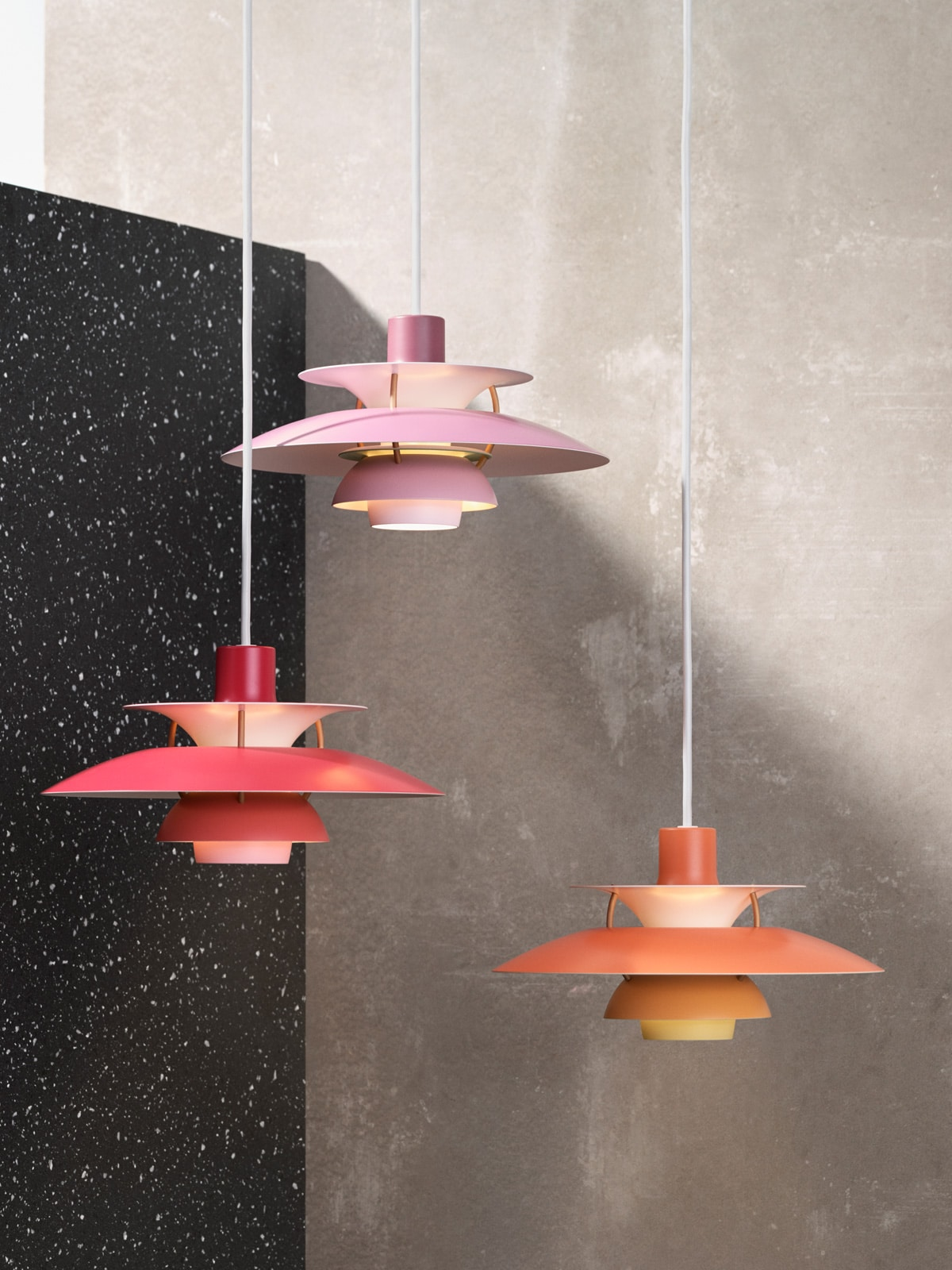 ph5 mini lampen leuchten designerleuchten online berlin design. Black Bedroom Furniture Sets. Home Design Ideas