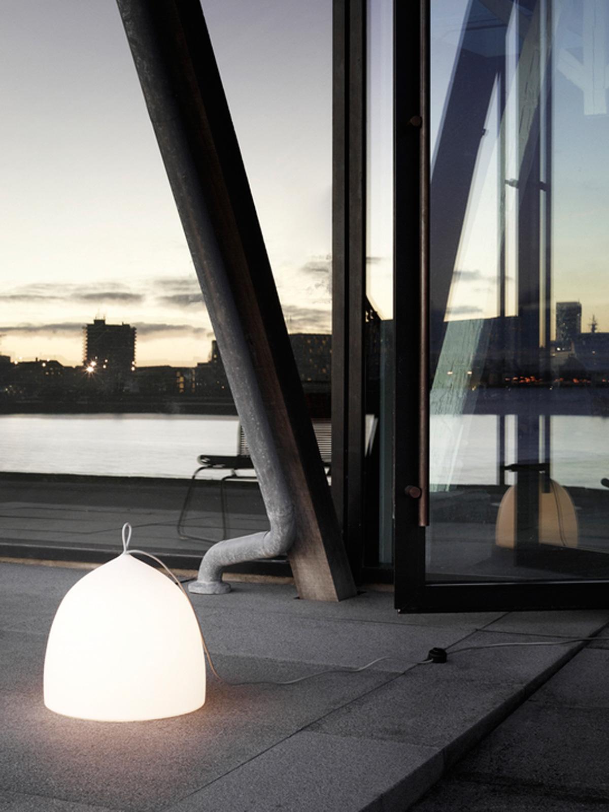 Suspence nomad lampen leuchten designerleuchten online - Deko industrial ...