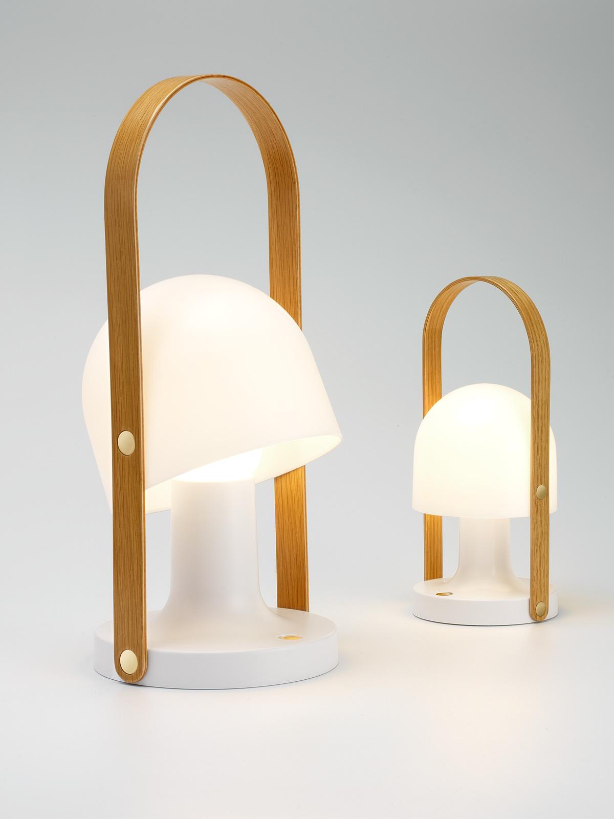 Followme lampen leuchten designerleuchten online berlin design tischlampe bodenleuchte followme plus marset parisarafo Gallery