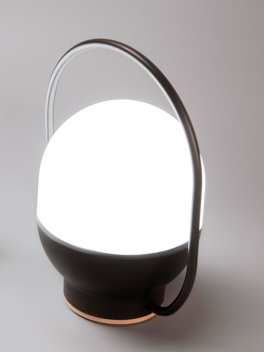 LED transportable Leuchte Lampe Take Away von Faro