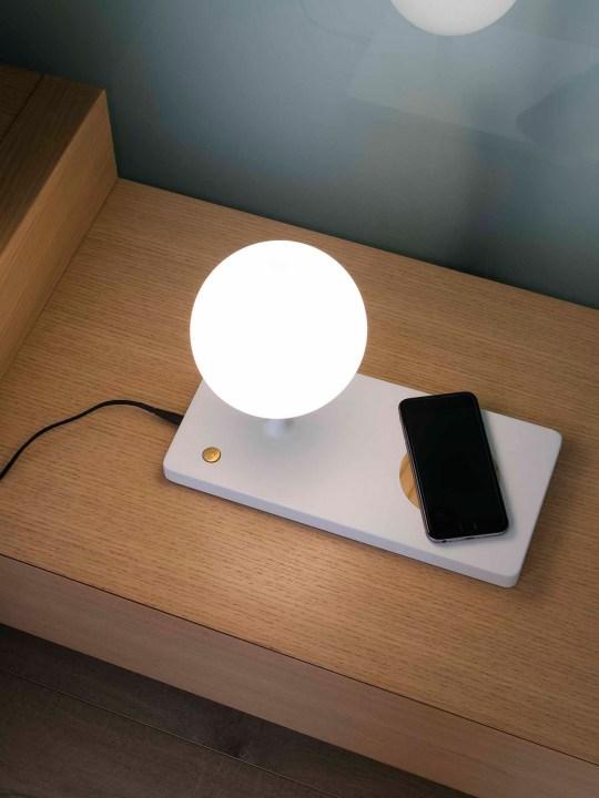 LED Tischlampe Niko Faro