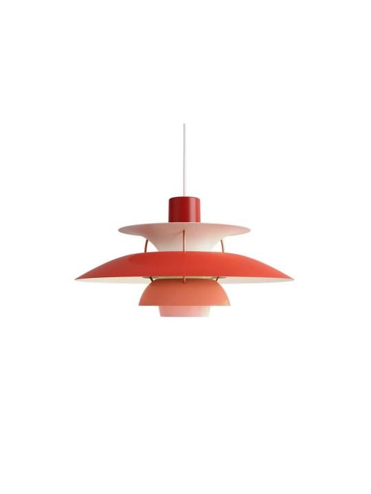 PH 5 hues of red