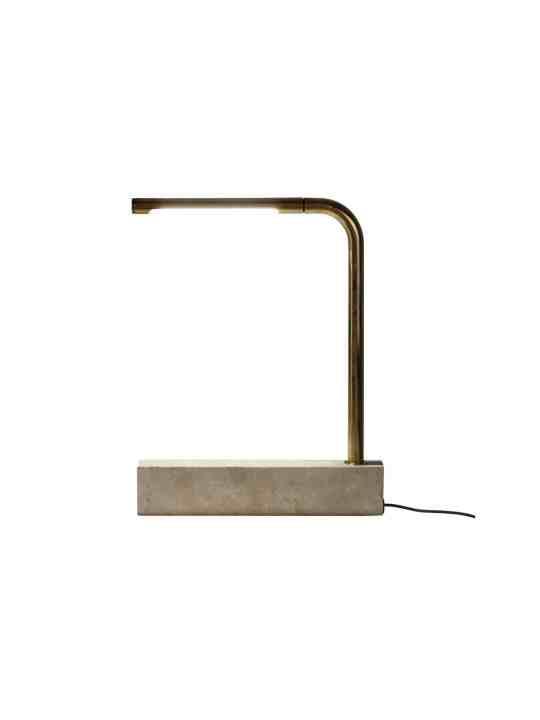 LED Leselampe Tischleuchte Pipe Lamp von MUNK collective