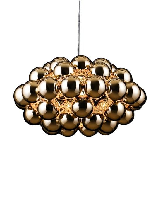 Innermost Beads Octo Designerlampe Licht Reflexion