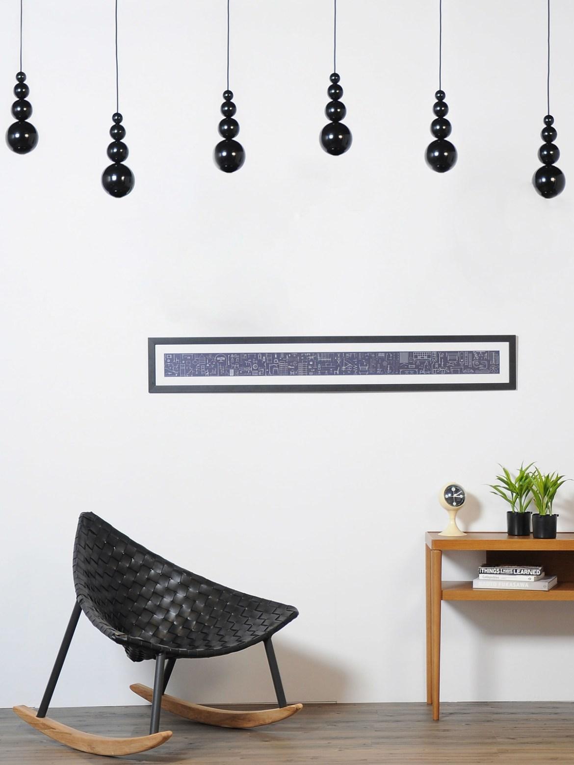 DesignOrt Blog: Kugelige Pendelleuchten Kugellampe Bubble Innermost Downlight