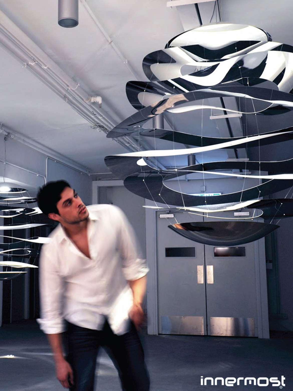 DesignOrt Blog: Die Designwelt von Innermost grosse Pendel Lampe Buckle