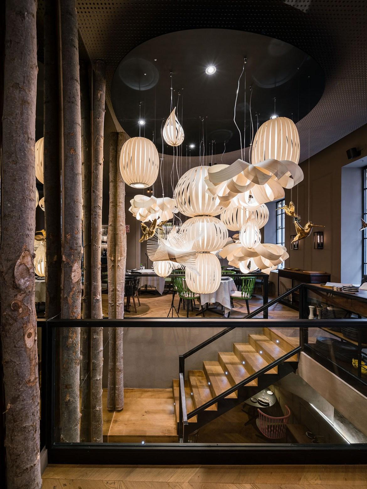 DesignOrt Blog: Gastronomiebeleuchtung von LZF
