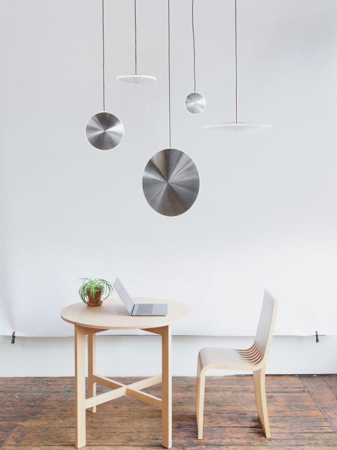 DesignOrt Blog: Lampen Trends 2019 LED Lampe aus Stahl Chronalights H Graypants