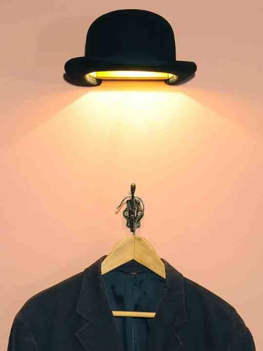 Wandlampe Jeeves Wall Hutlampe Innermost