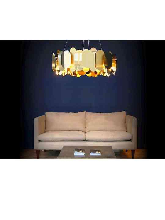 Panel Pendel Lampe von Innermost