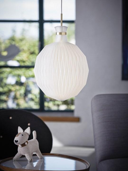 Handgefaltete Lampe von Le Klint 101 XL