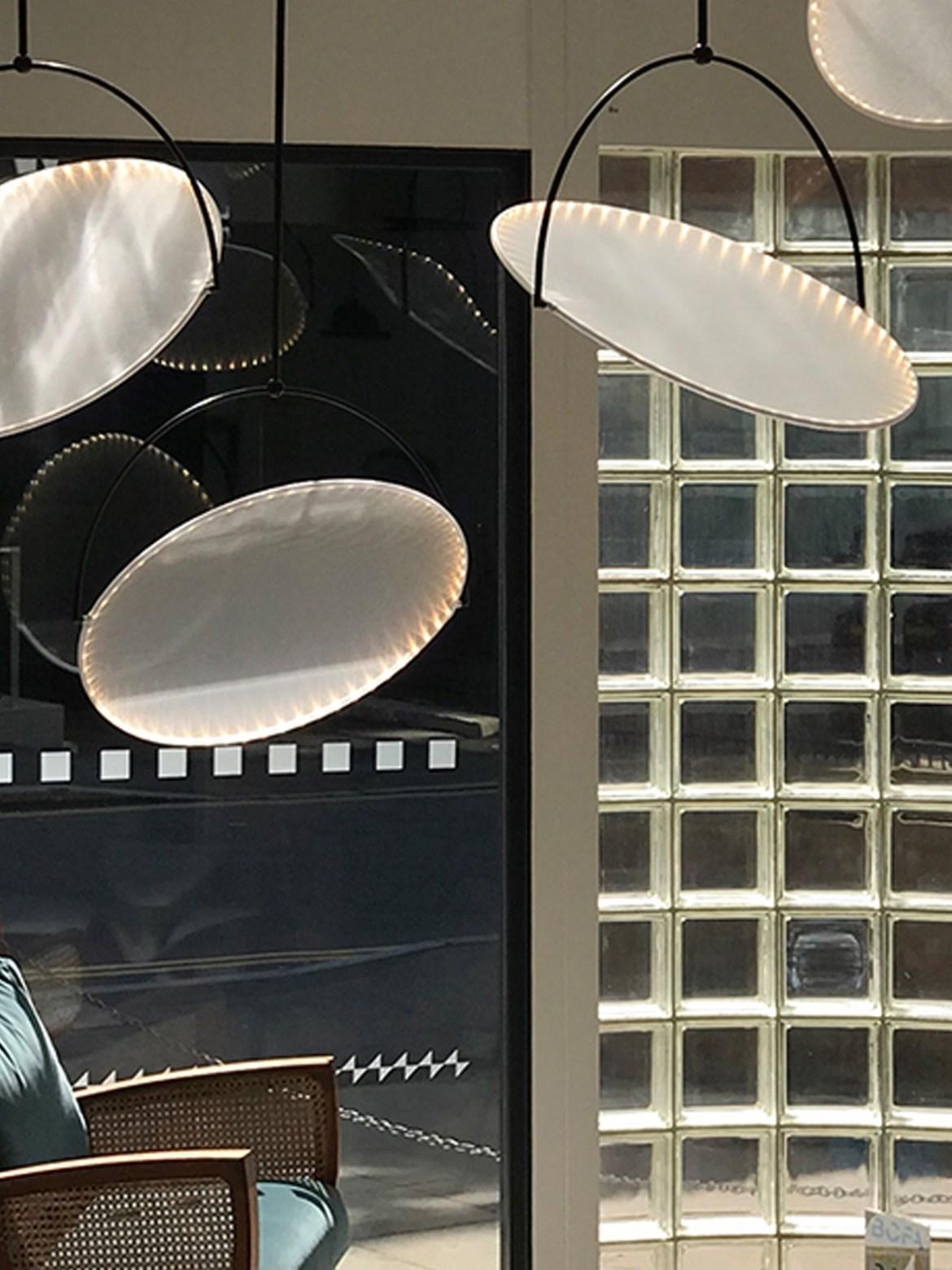 DesignOrt Blog: Lampen Trends 2019 Kepler Designerlampe von Innermost