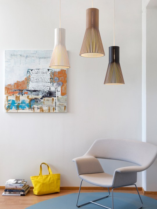 Secto 4201 Holzlampe
