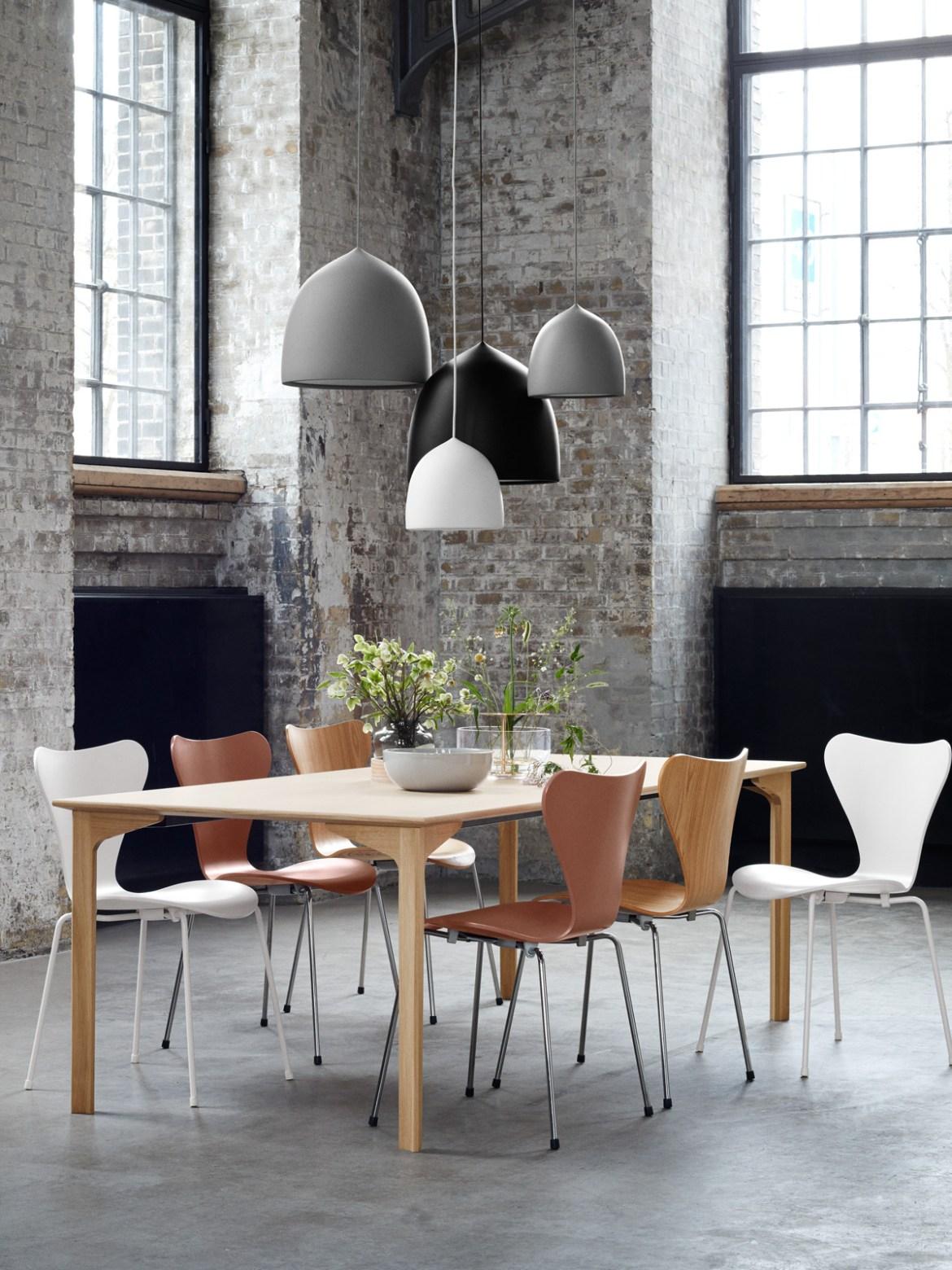 DesignOrt Blog: Die Designwelt von Lightyears Suspense P1 und P2 Republic of Fritz Hansen