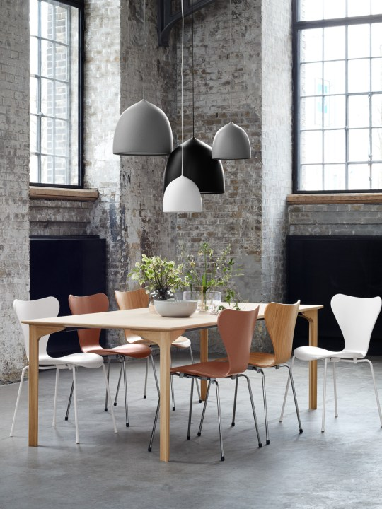 Suspense P1 und P2 Lightyears Republic of Fritz Hansen