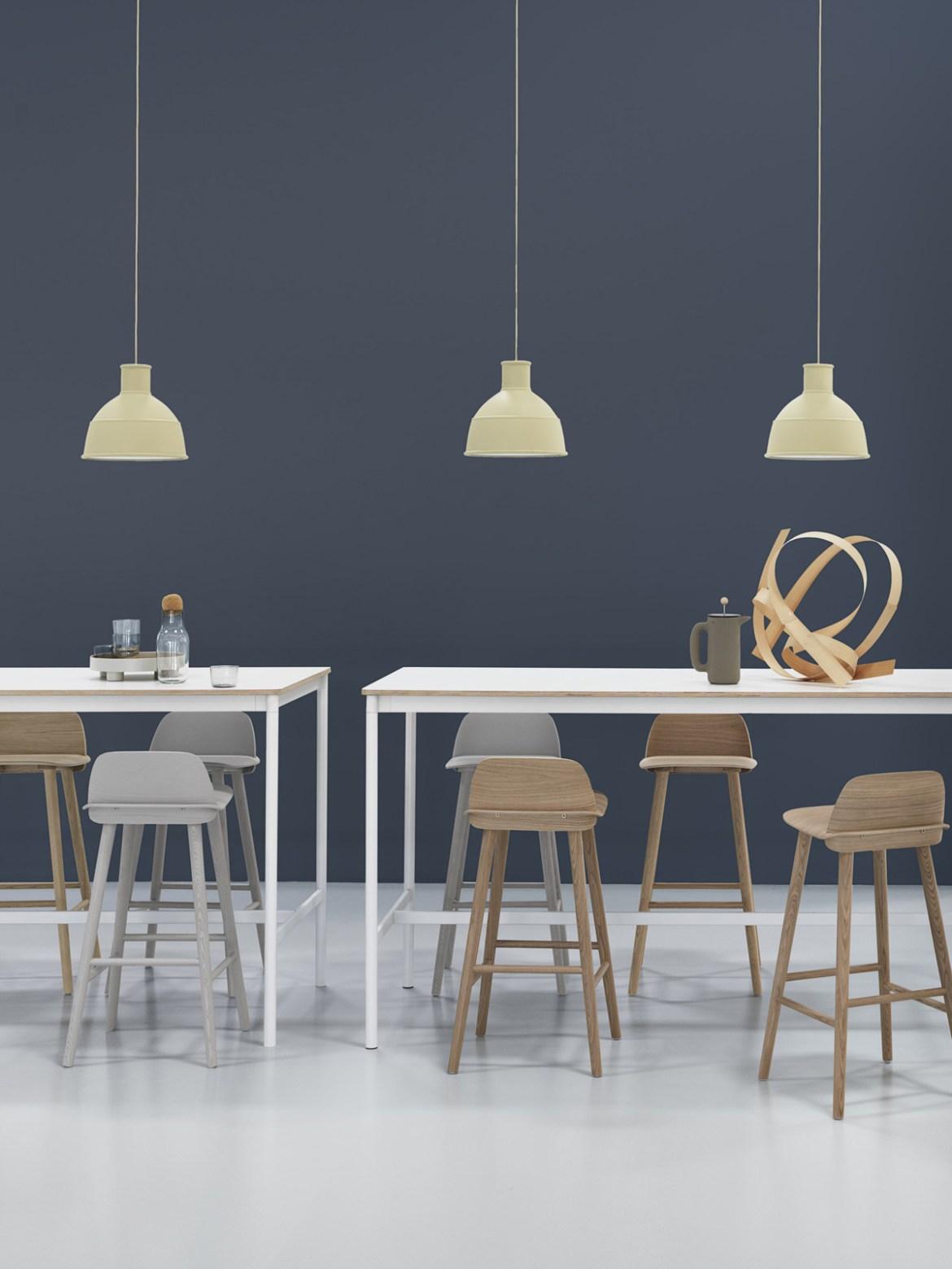 DesignOrt Lampen Blog: Lampen Trends 2019 Pendelleuchte Unfold von Muuto