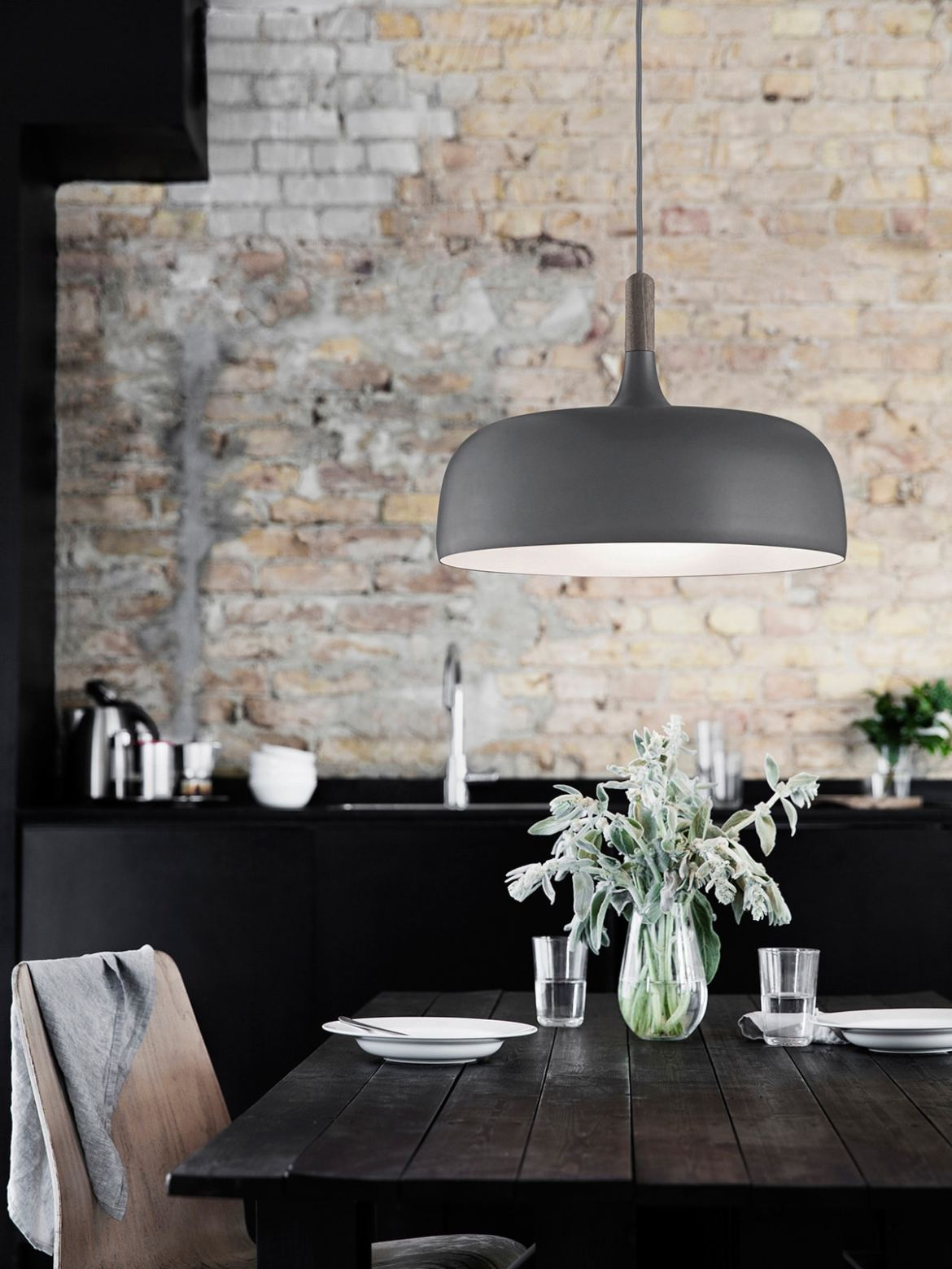 DesignOrt Blog: Esstischleuchten Acorn von Northern #skandinavisch #design #lampe #wohnen