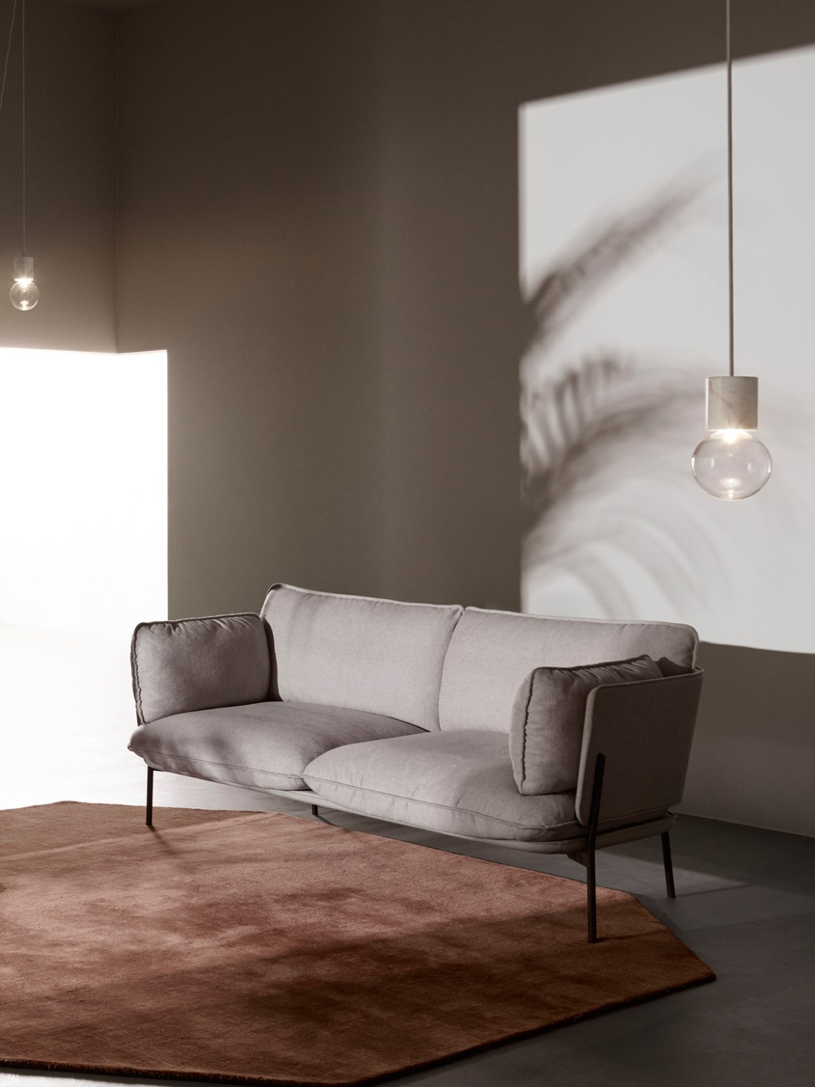 DesignOrt Blog: Designerleuchten aus Marmor &tradition Marble light