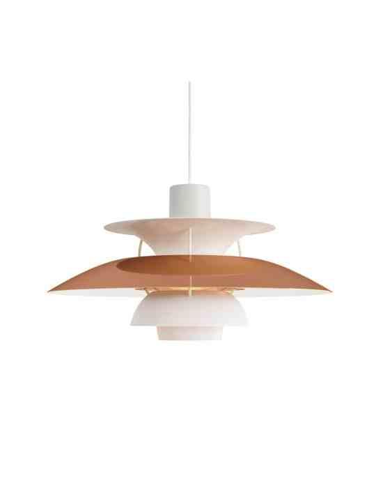 PH 5 Copper Louis Poulsen Lampe neu in Kupfer