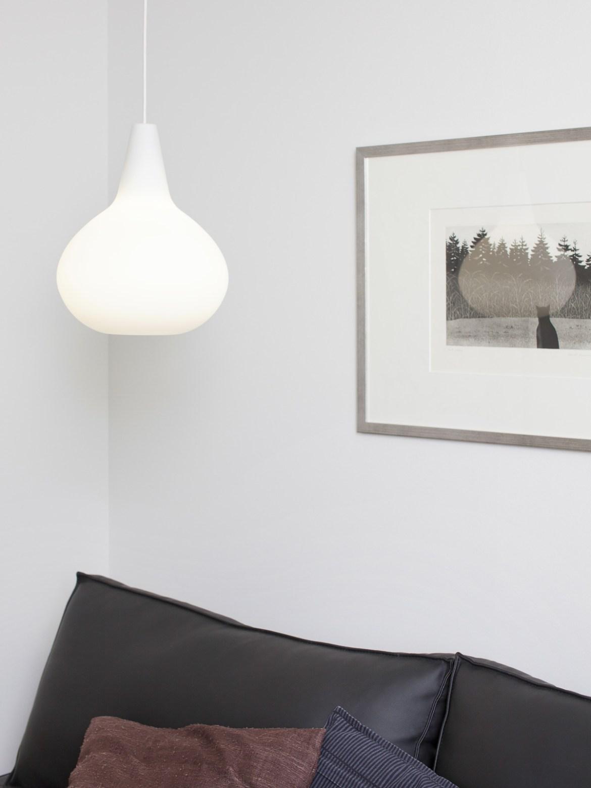 DesignOrt Blog: Designer im Portrait: Lisa Johansson-Pape Bulbo Lampe Innolux - finisher Design Klassiker