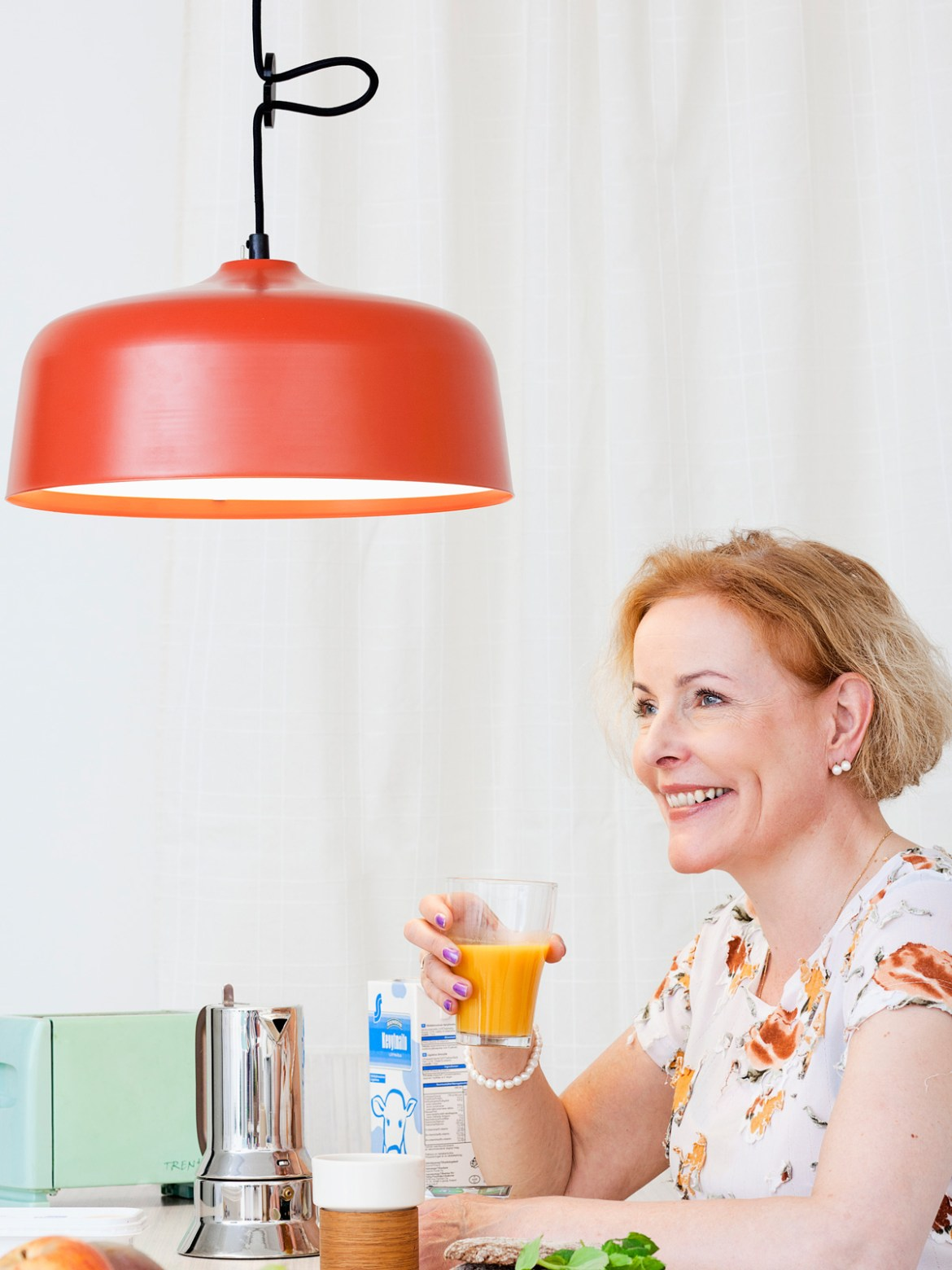 DesignOrt Blog: Lichttherapie Innolux Tageslicht Candeo Haengelampe