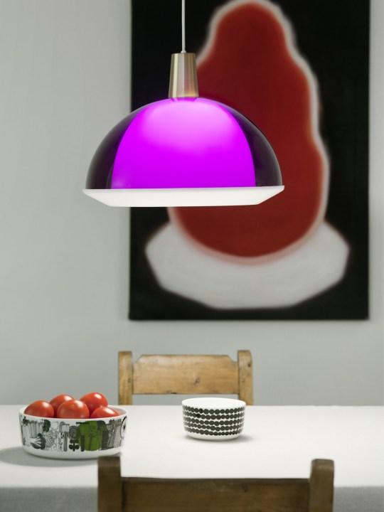 Kuplat Pendelleuchte Innolux finnisches Design