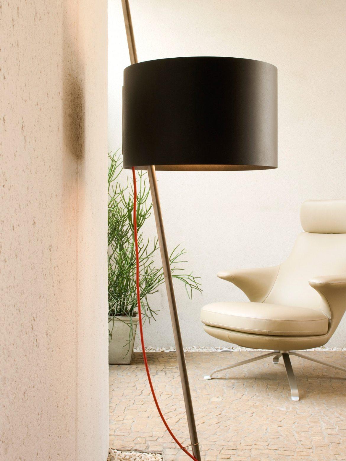DesignOrt Blog: Designer im Portrait Fernando Prado Lumini Lift Stehleuchte Lampe