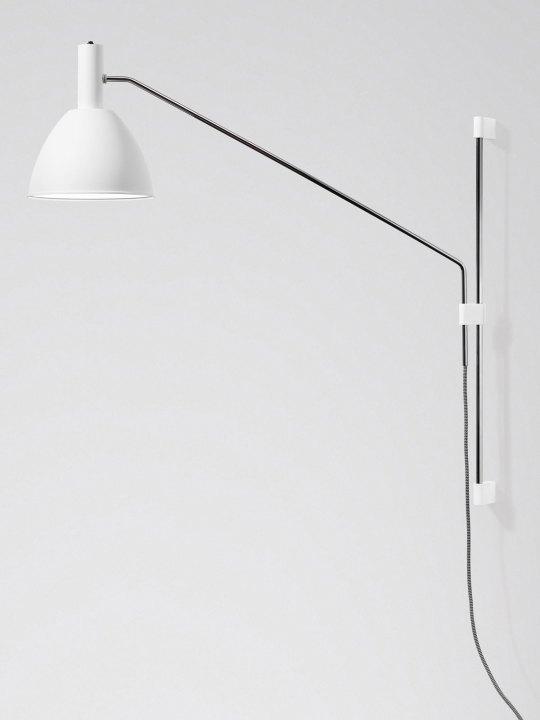 Lumini Bauahus W 2 Wandlampe