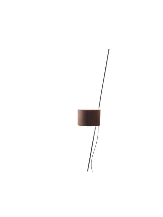 Lumini Stehleuchte Lift mit variablem Schirm