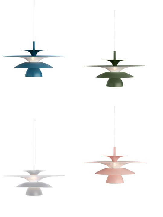 Belud Picasso Lampe DesignOrt Leuchten