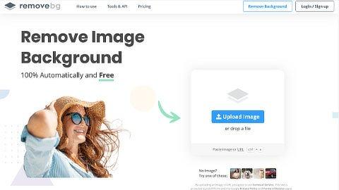 Remove Background - remove.bg
