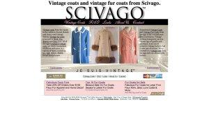 Scivago - HTML Website design