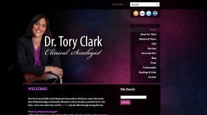 Dr Tory Clark - WordPress Customization