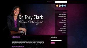 Dr Tory Clark - WordPress Customization