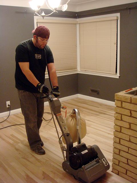 Hardwood Floor Sanding Ben160709