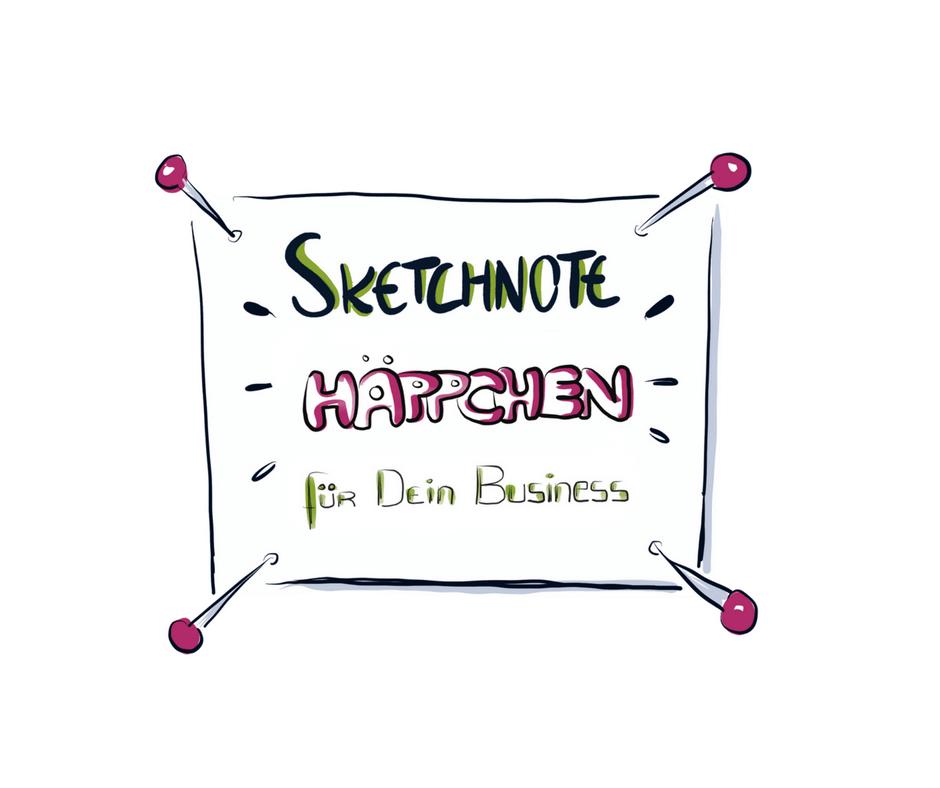 sketchnote-häppchen