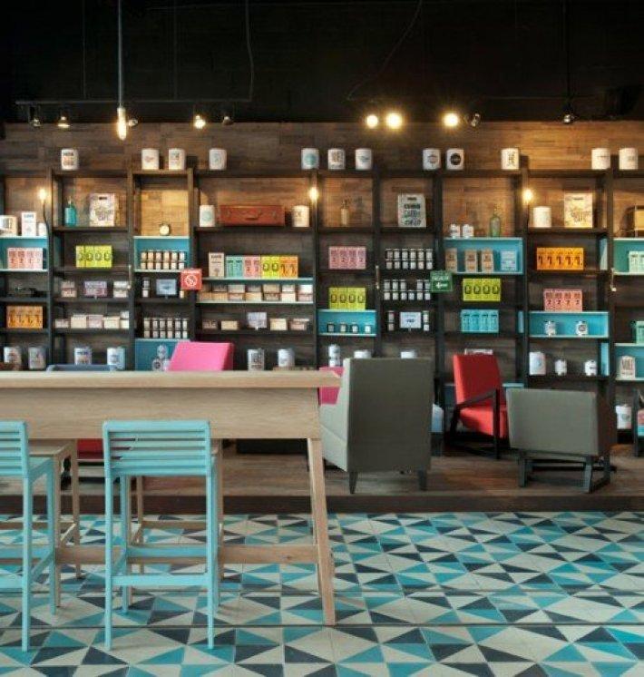 Cielito Querido Café, México-2