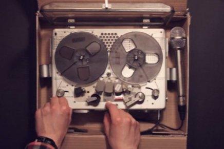 Dictaphone Parcel, Lauri Warsta