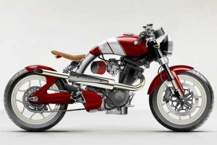 Mac Motorcycles, Xenophya Design