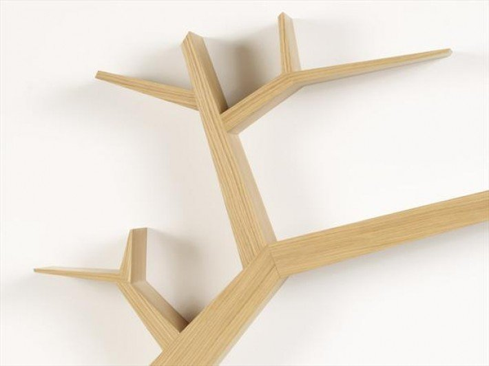 Un ramo per libreria, Olivier Dollé | Design Playground